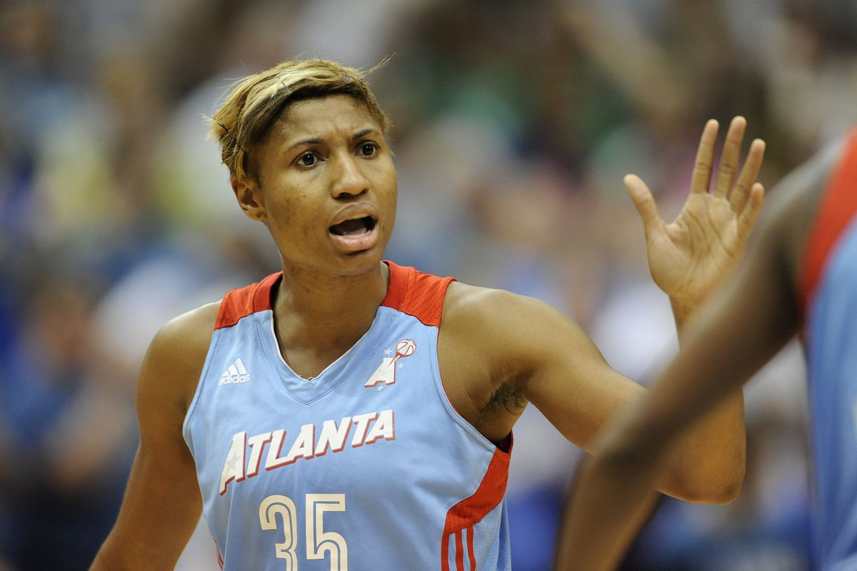 atlanta dream's angel mccoughtry to miss playoffs with torn knee