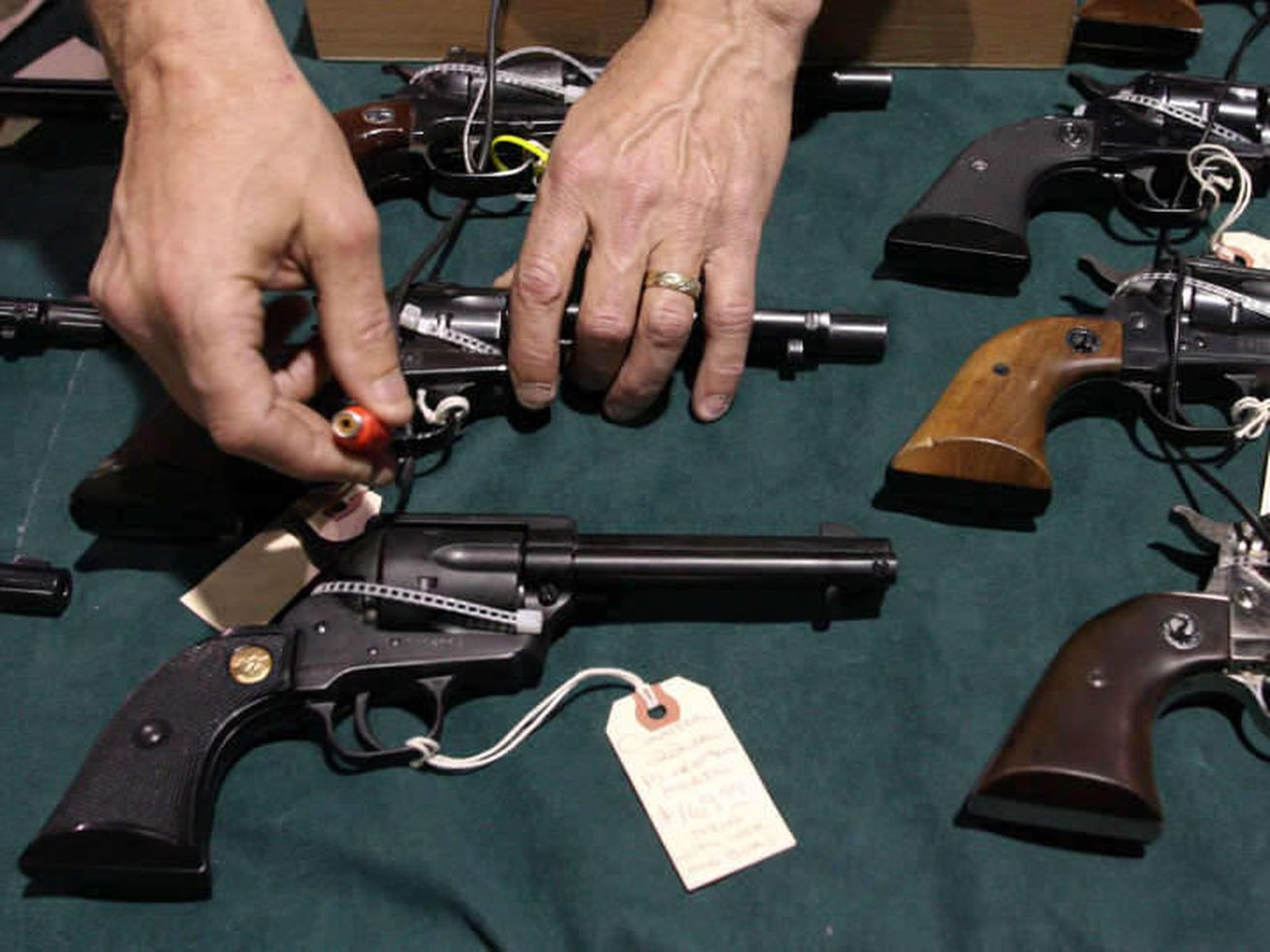 What can really be done about gun control?