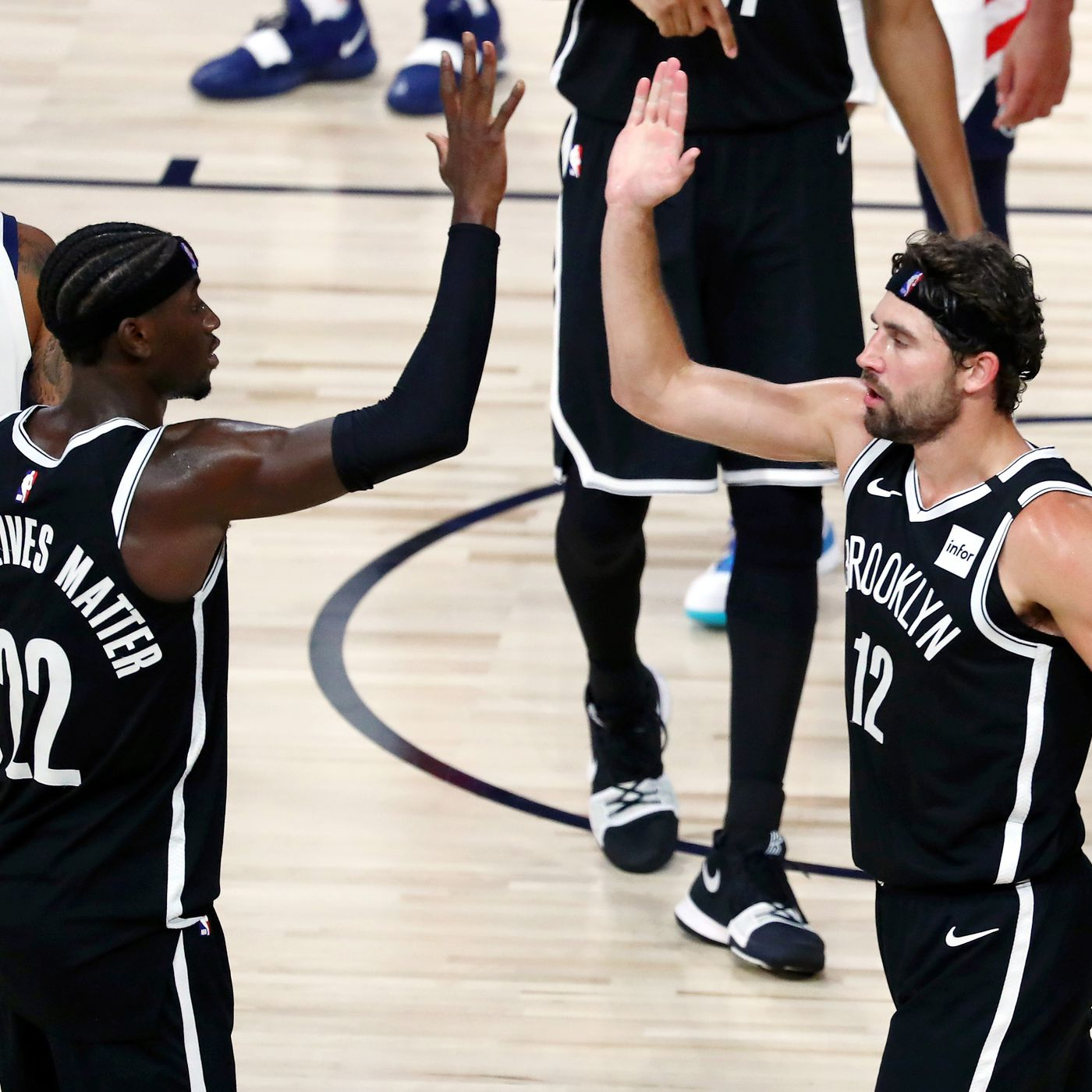 Nets Injury Update Caris Levert Joe Harris Upgraded To Probable Wednesday Vs Celtics Draftkings Nation