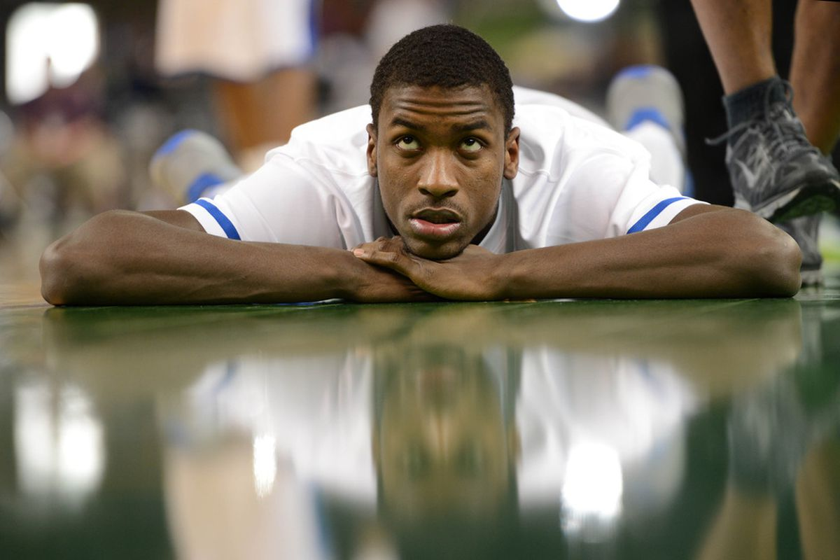 Our writers seem to think Michael Kidd-Gilchrist will be the newest member of the Cavaliers. What do you think?