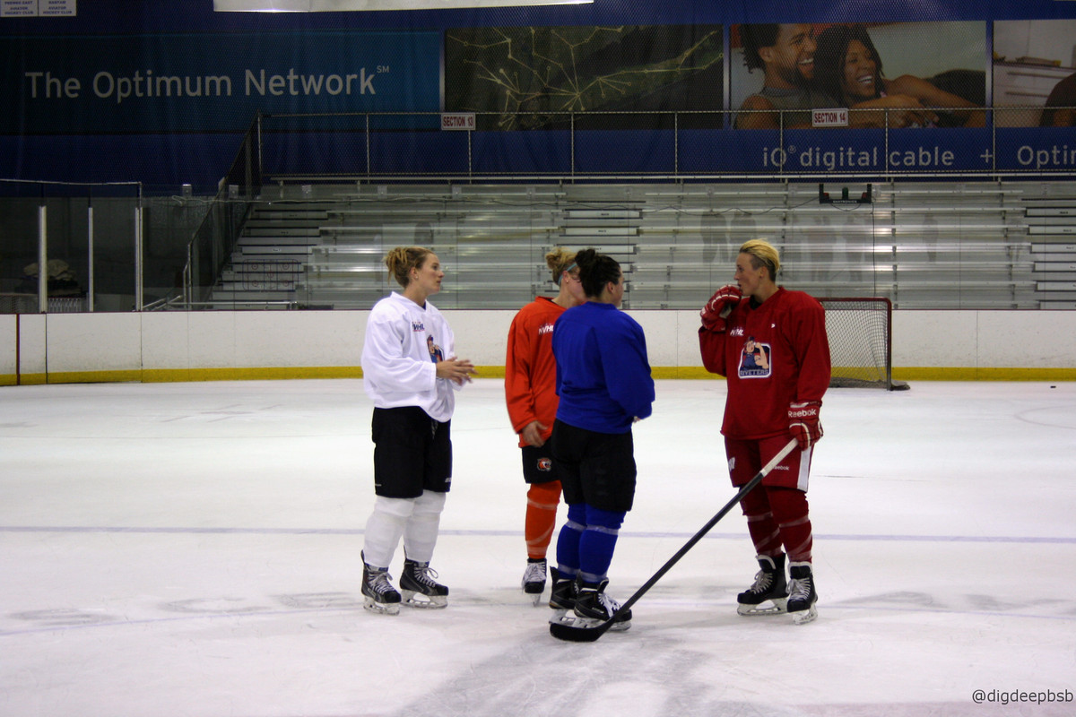 Packer and the Riveters