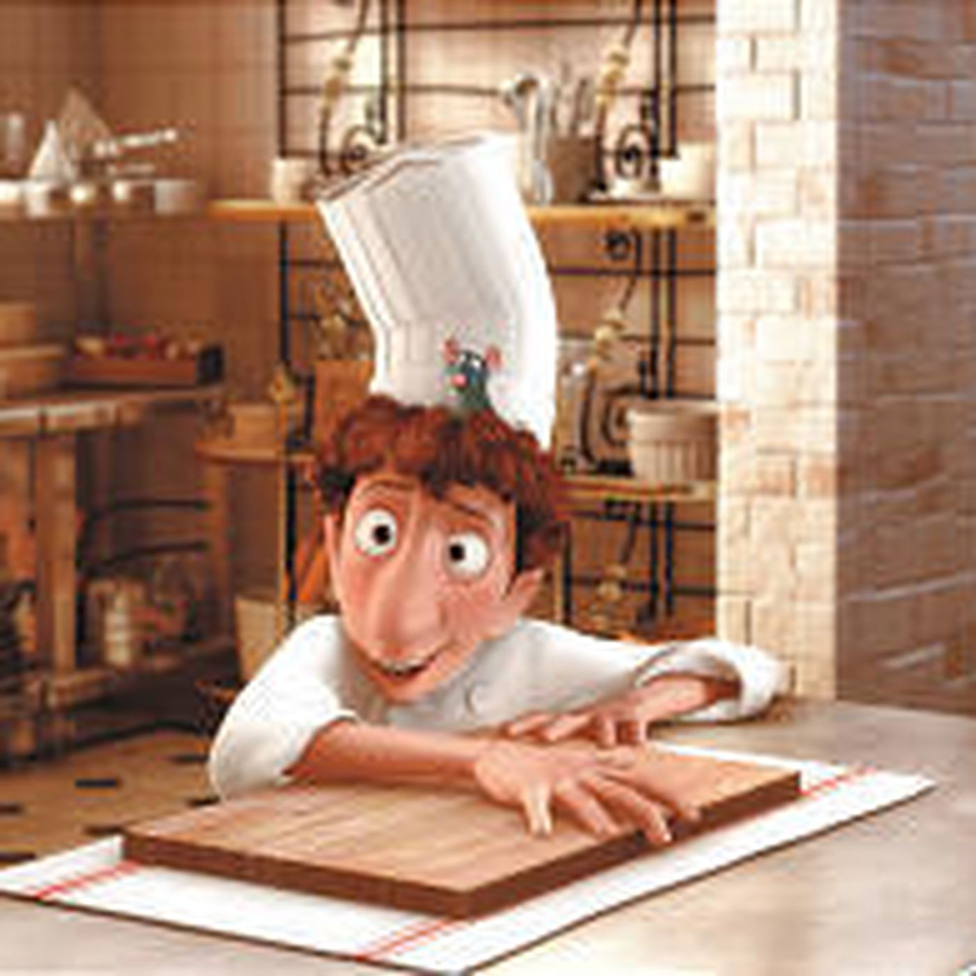 Film Review Clever Ratatouille Offers Visual Feast Deseret News
