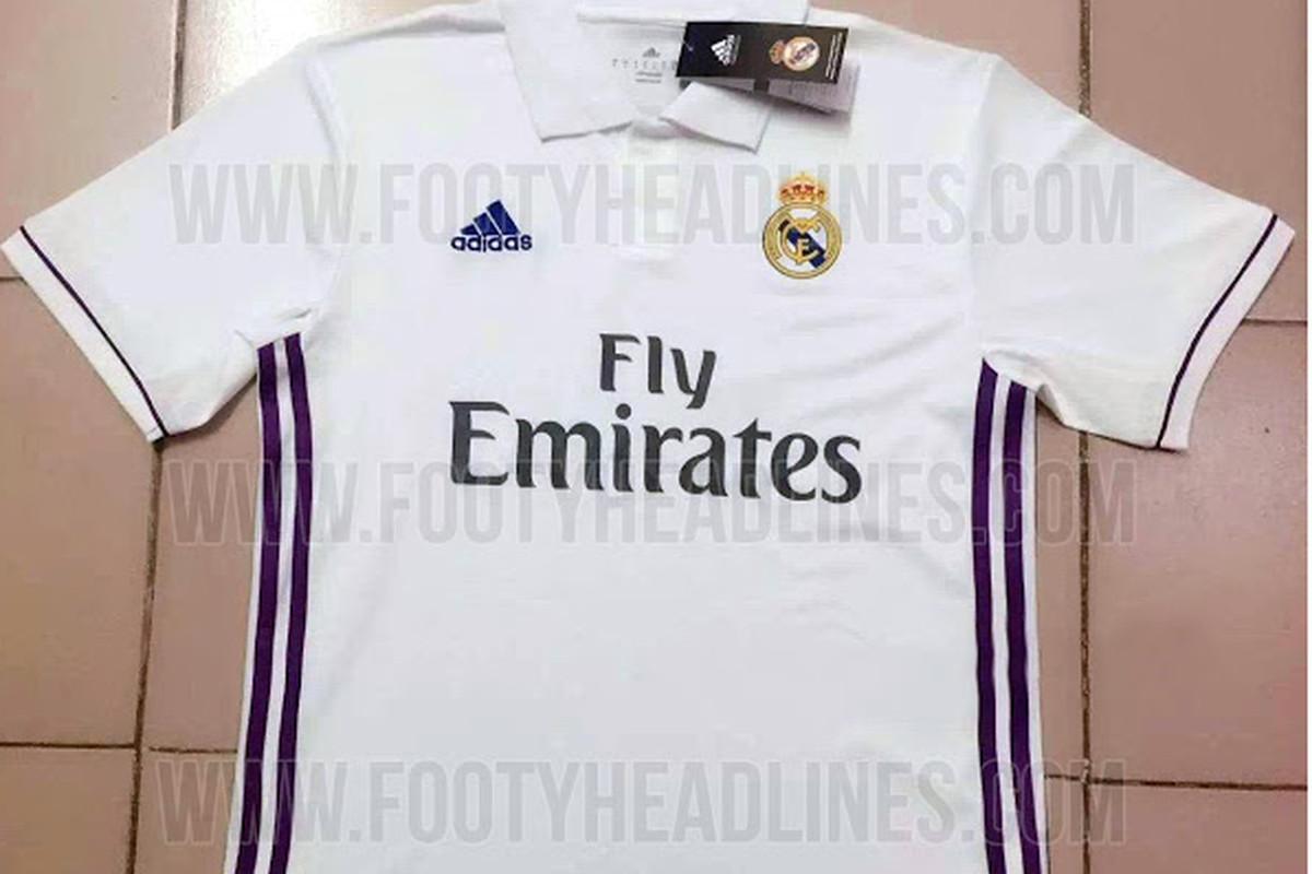 c480ff7b5 Real Madrid 16-17 home kit leaked  - Managing Madrid