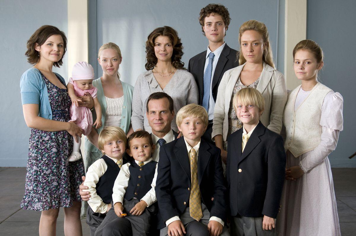 Family and faith on Big Love.