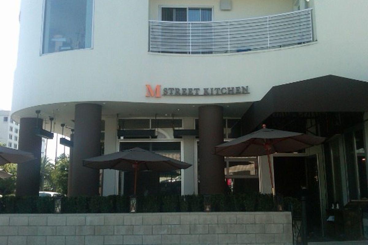 M Street Kitchen and Stella Rossa Pizza Bar Open, Rick Bayless\' LA ...