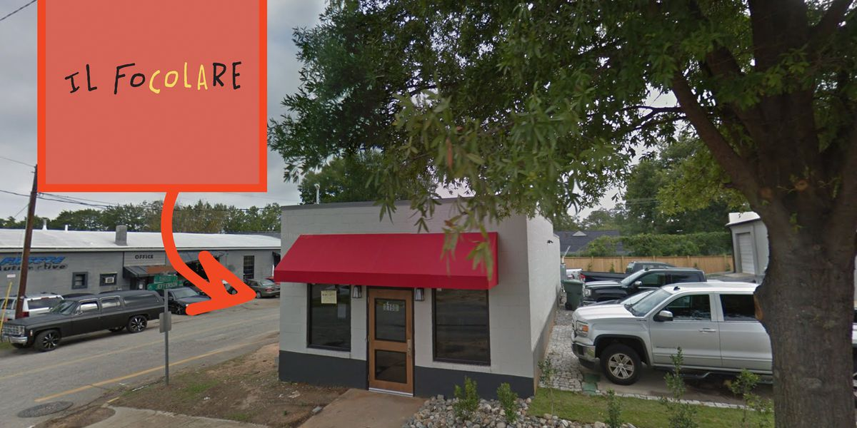 Forthcoming Columbia Pizza Parlor Aims for '90s Nostalgia