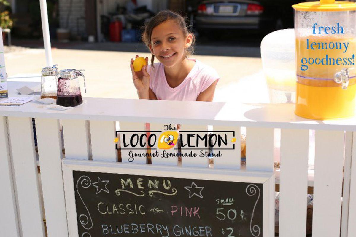 Anabelle Lockwood of The Loco Lemon