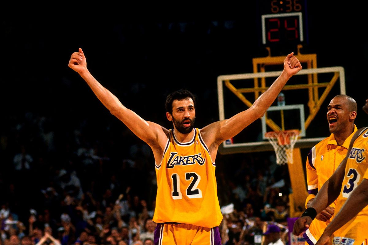 Lakers Profile: Vlade Divac was more than the guy traded for Kobe - Silver  Screen and Roll