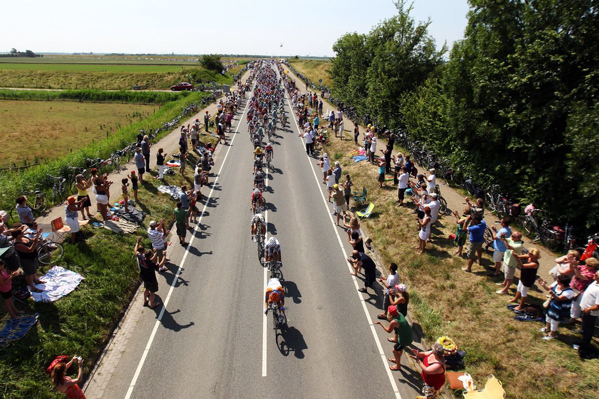 The Tour de France is far more sexual than you might imagine. (photo via Getty Images)