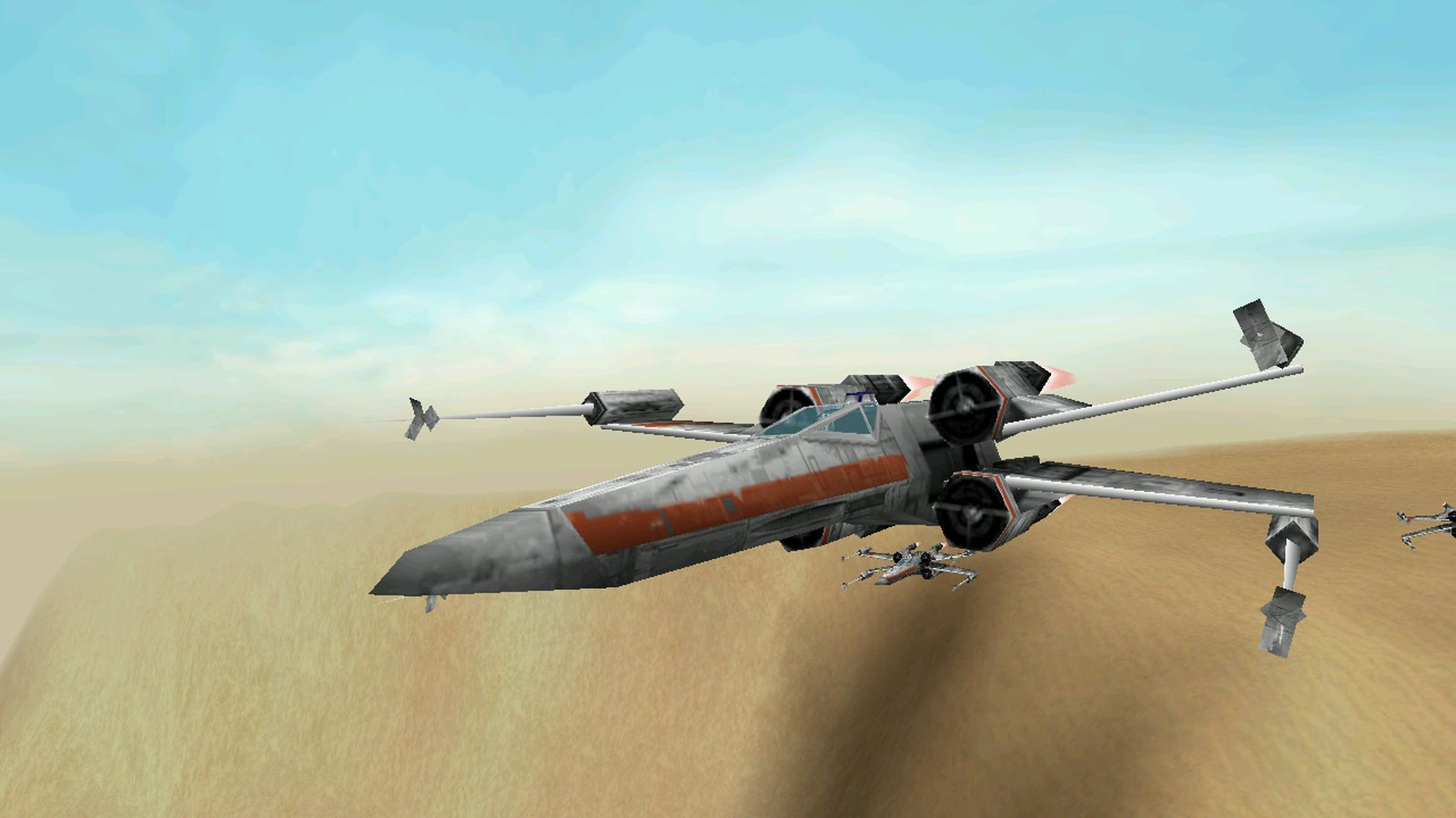 Star Wars Rogue Squadron 3d And Rebellion Are Latest Re Released Star Wars Classics Polygon