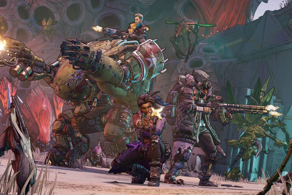 Borderlands 3 getting a next-gen upgrade! 4K resolution, 4 player split-screen and a lot more! Check it out.
