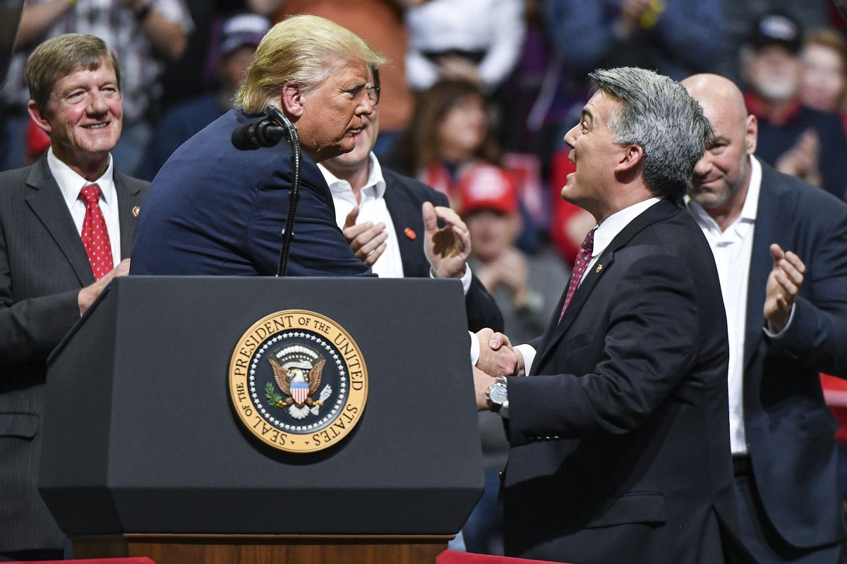 Are there enough Republicans left in Colorado to reelect Cory Gardner?