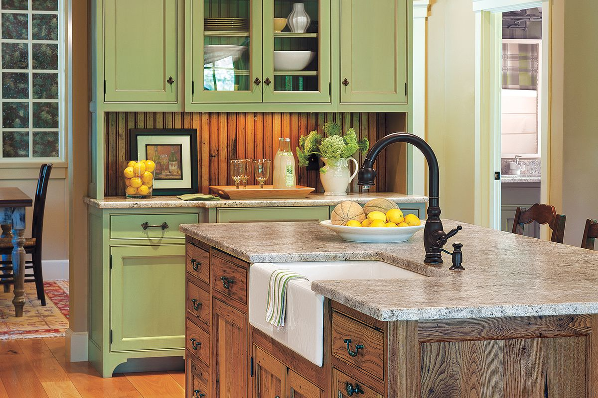 All About Kitchen Islands - This Old House