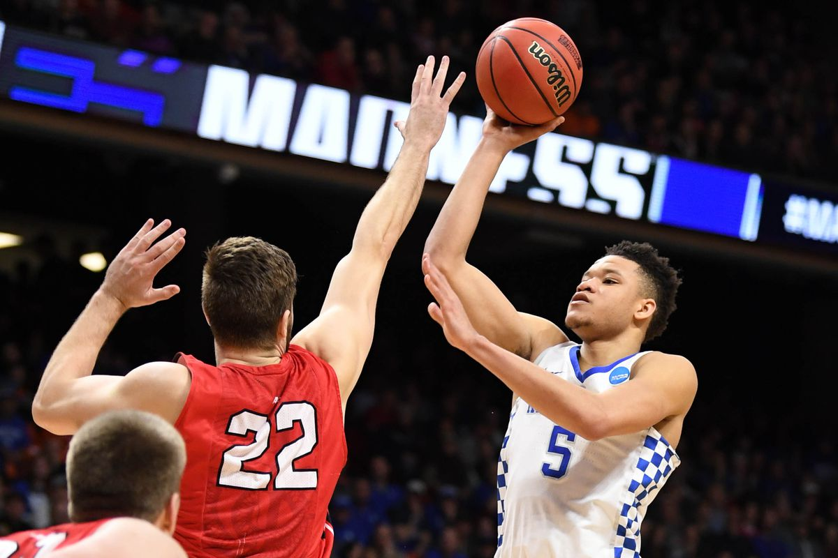 dc1b53d8e340 Here s why these Kentucky fans are angry about their NCAA tournament win