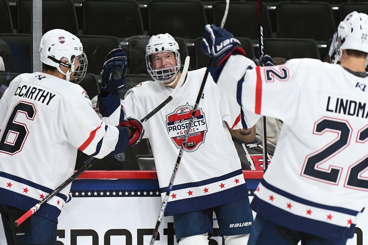 Broad Street Hockey Radio 2019 Nhl Mock Draft Picks 13 18 Broad