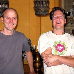 Nathan Roberts of Arnot-Roberts and Pax Mahle of Wind Gap.