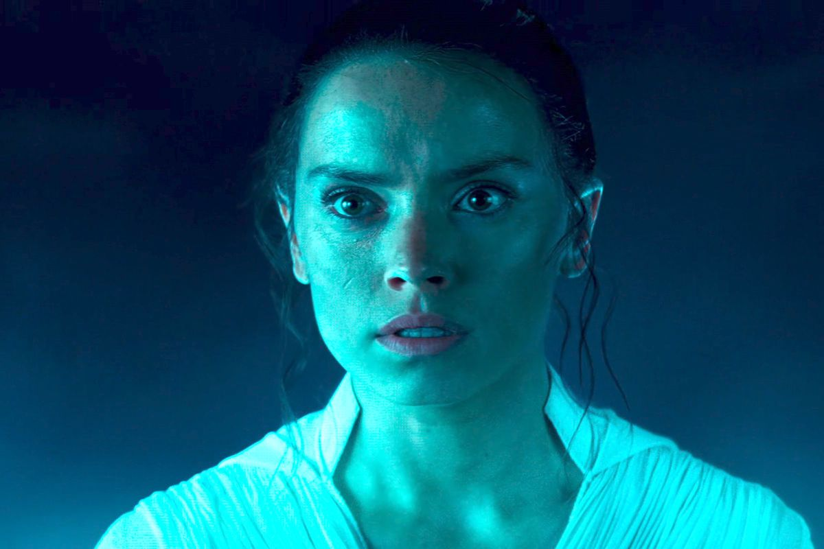 Rey learns she's a Palpatine in The Rise of Skywalker
