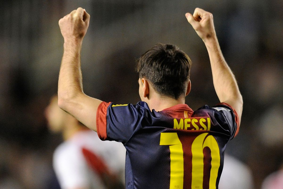 Here's to five more years of Messi magic!