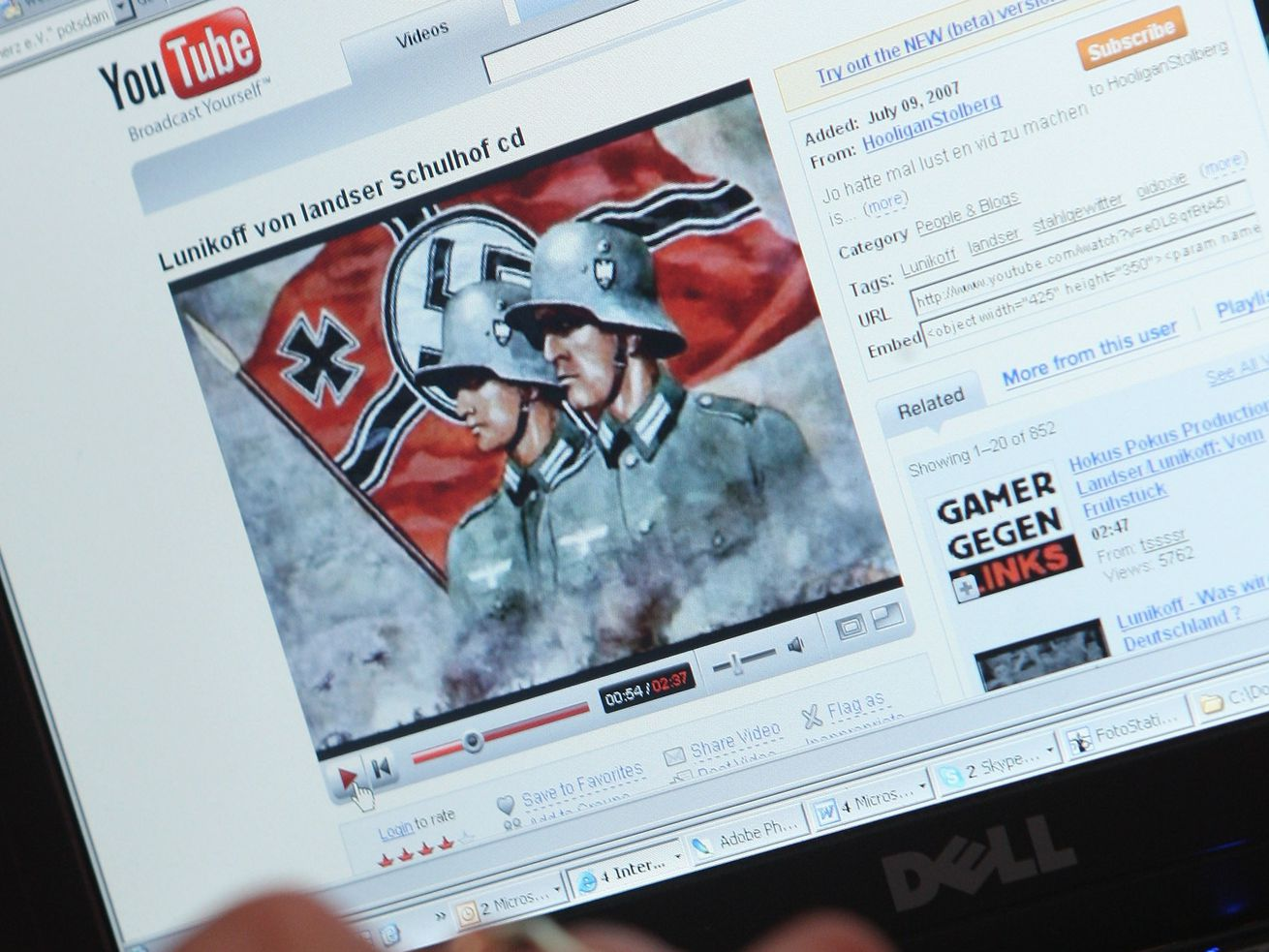 YouTube is banning supremacist content from its platform.