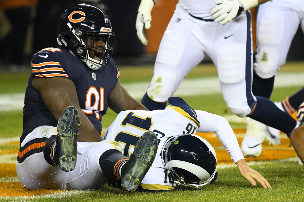 NFL: Los Angeles Rams at Chicago Bears