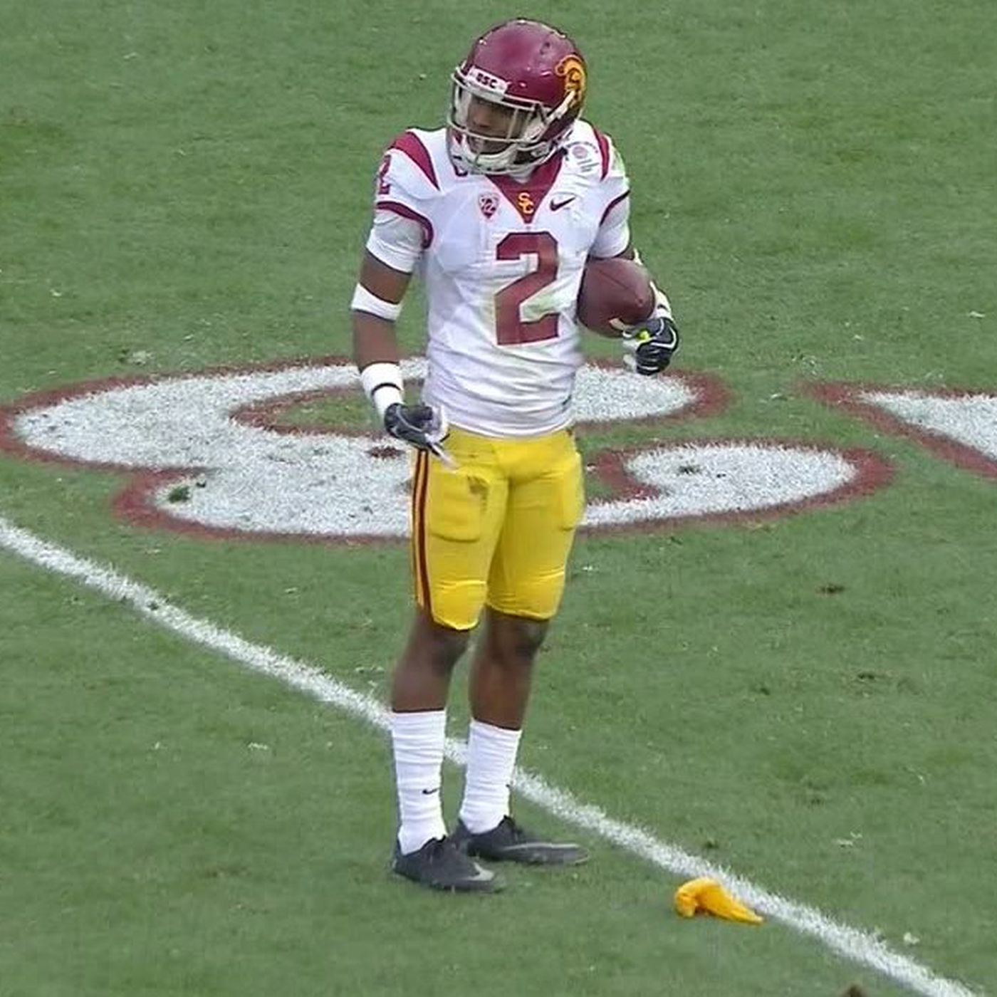 new style 1e9b8 df487 Adoree' Jackson had to go inspect the flag that ruined his ...
