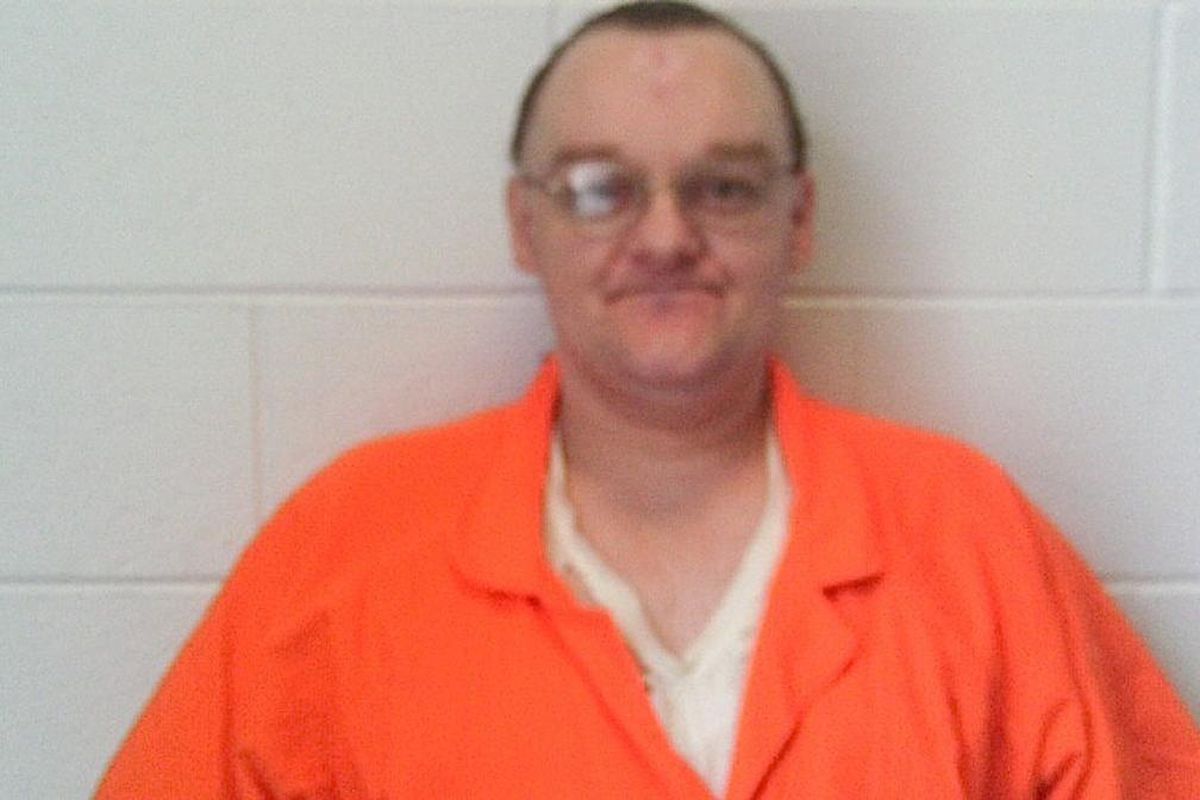 James C. Corbett, 33, who was scheduled to be paroled in less than a month, died early Thursday after apparently being attacked in his cell at the Utah State Prison.