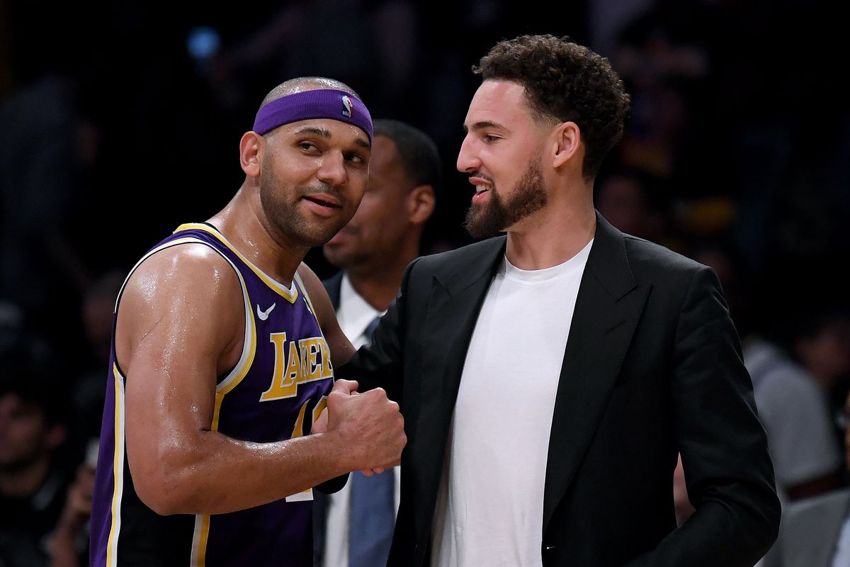 Lakers: Jared Dudley is your favorite superstar's favorite role player