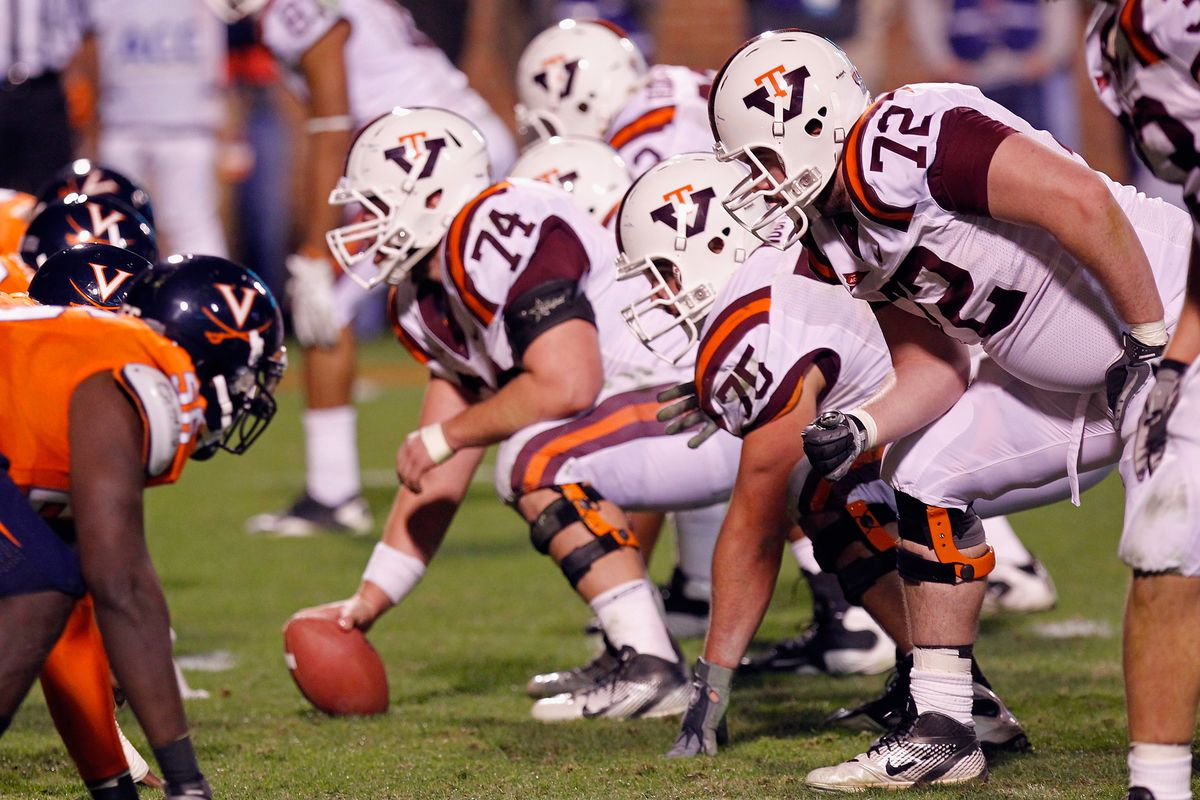 Virginia Tech Offensive Line gains a new commitment
