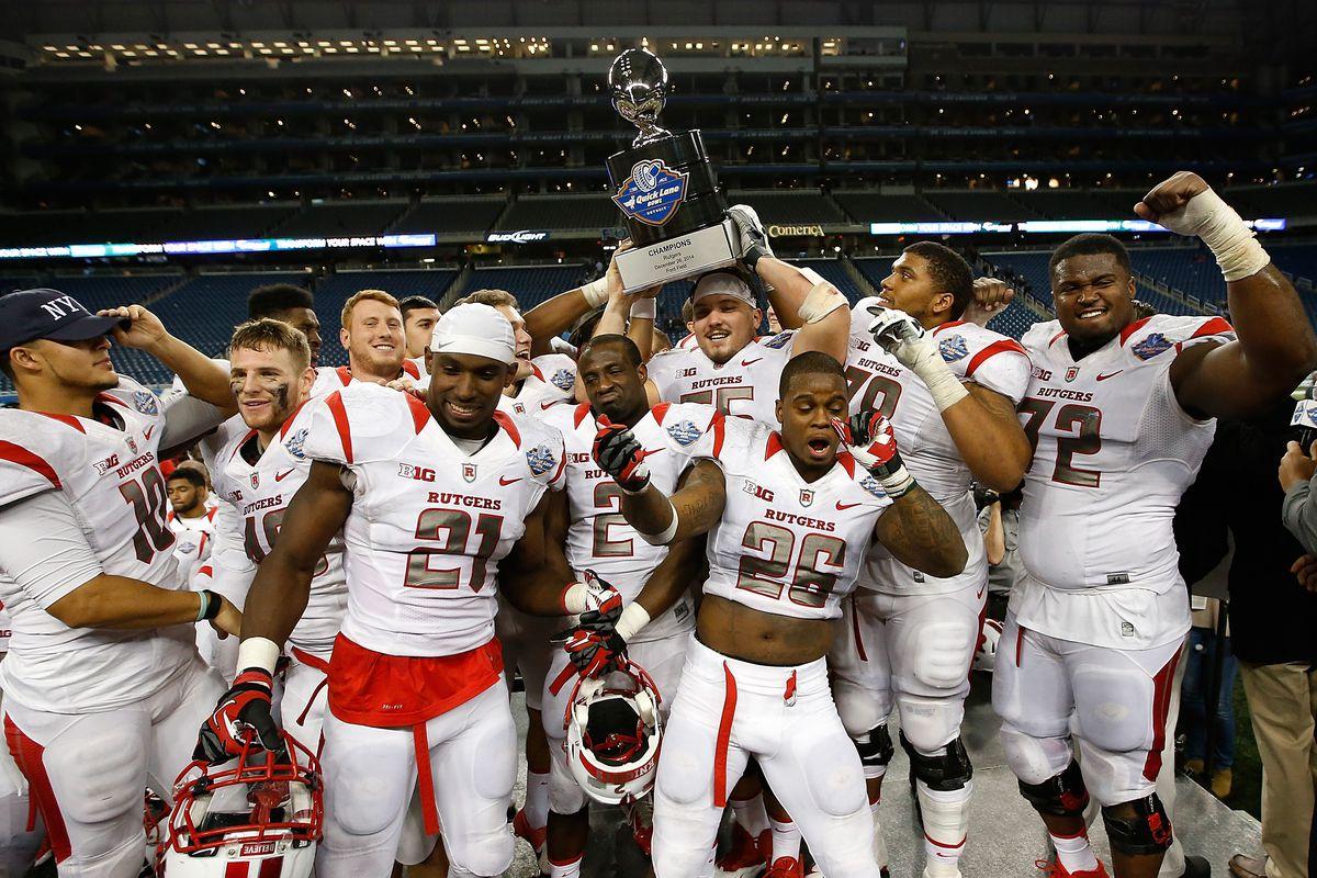 Rutgers v North Carolina