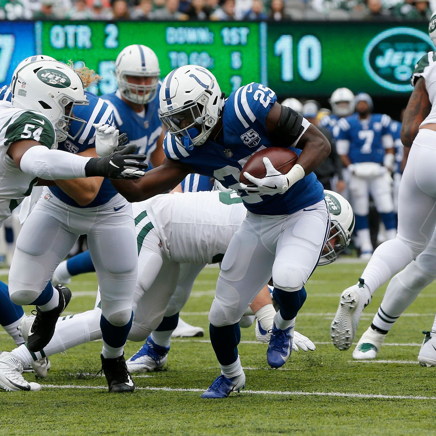 Jets vs Colts Game Thread - Gang Green ...