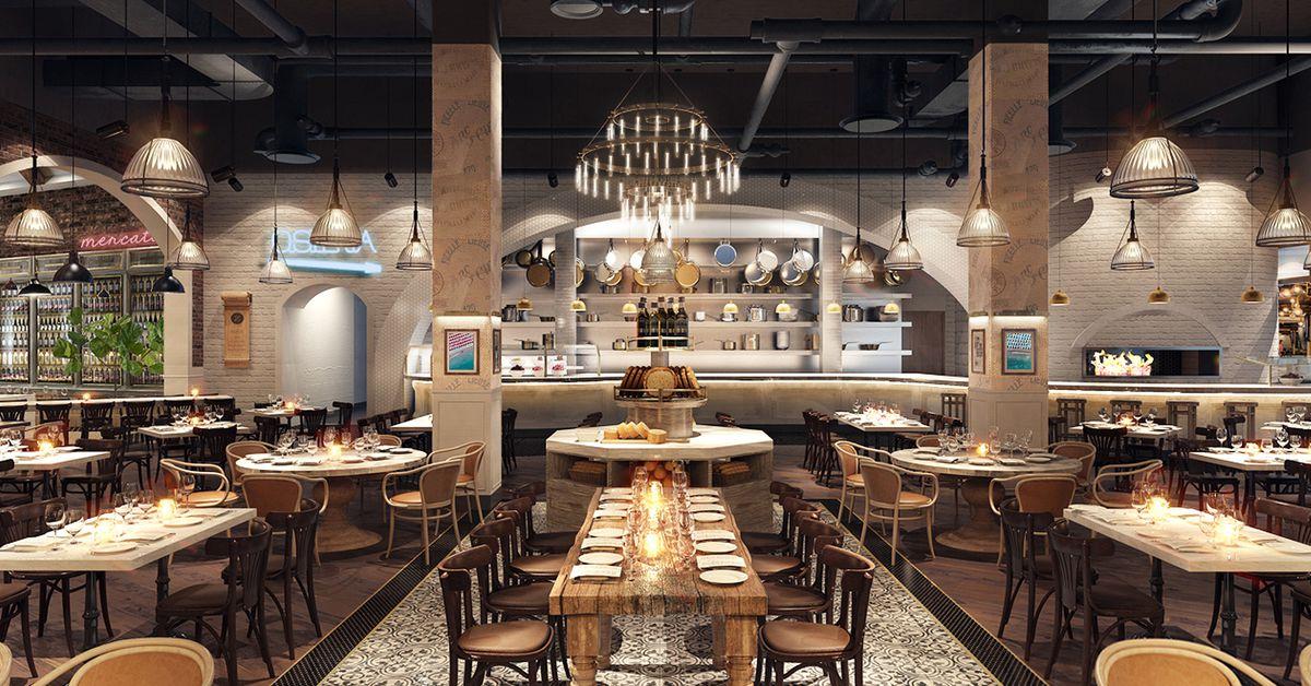 Hell S Kitchen Restaurant Los Angeles