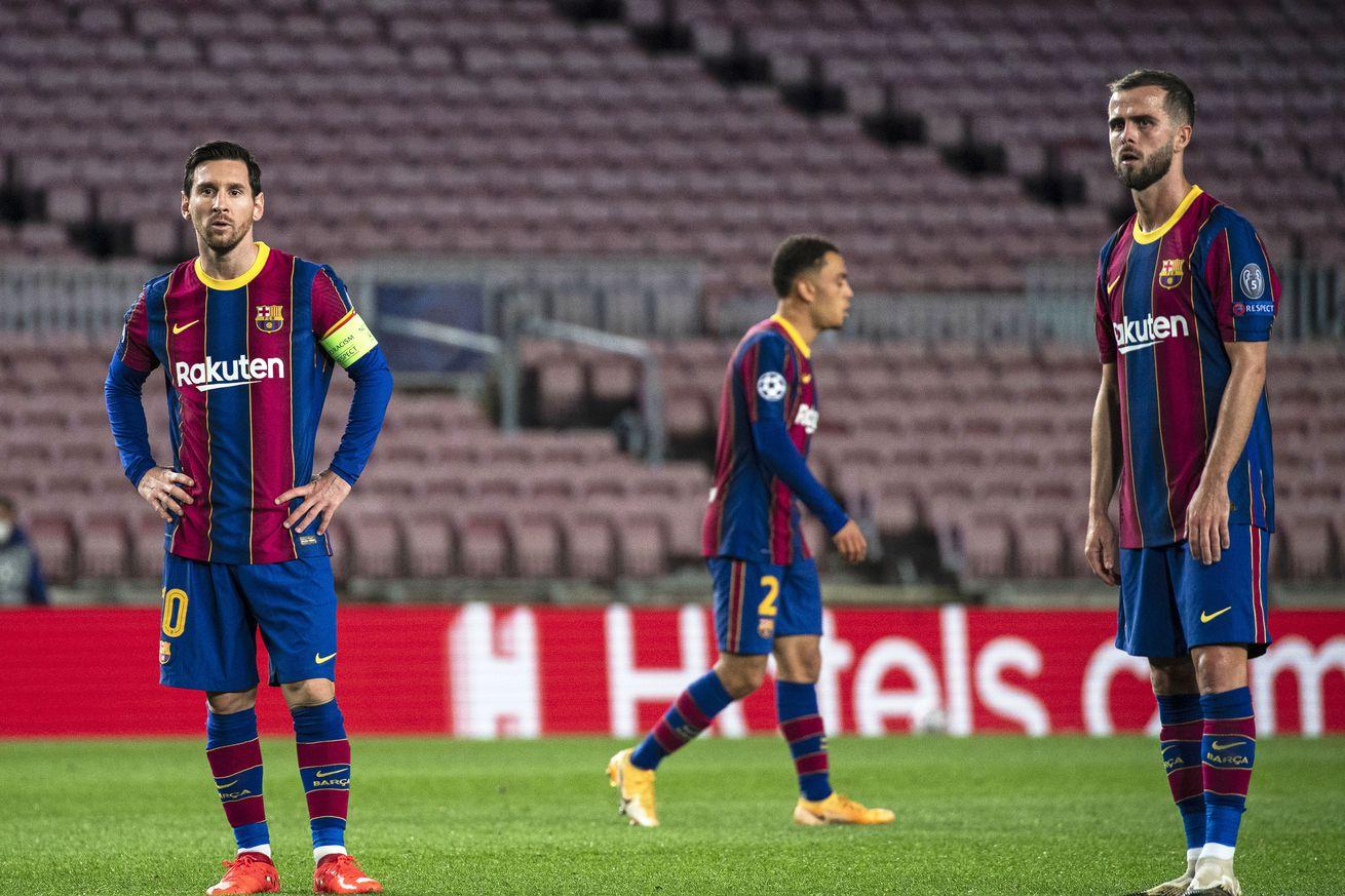 Even Messi didn?t understand Koeman?s attitude towards me - Pjanic