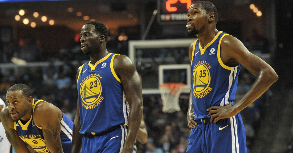 NBA Playoffs 2018: Golden State Warriors are more ...