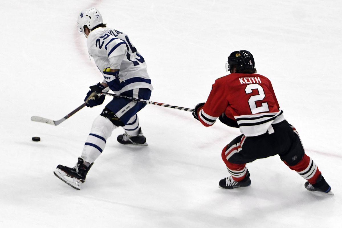 Blackhawks vs. Leafs game thread: Second period