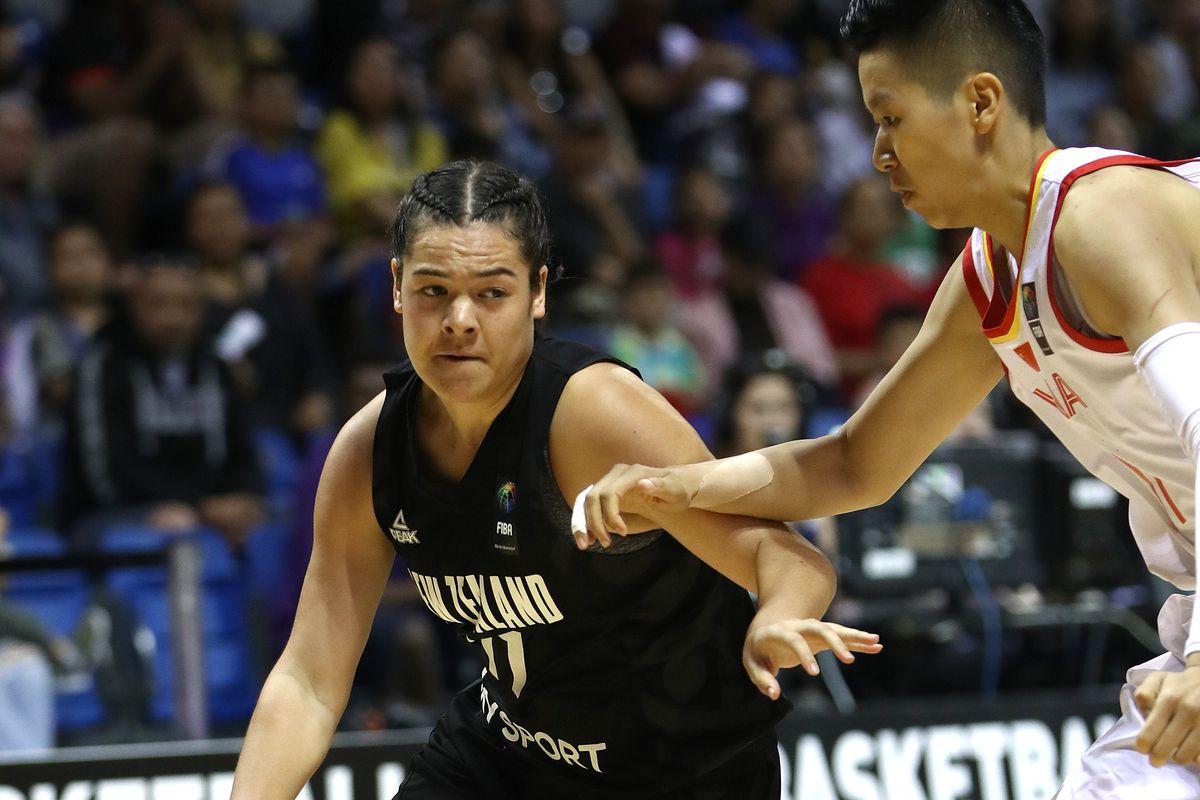 FIBA Olympic Qualifying Series - China v New Zealand