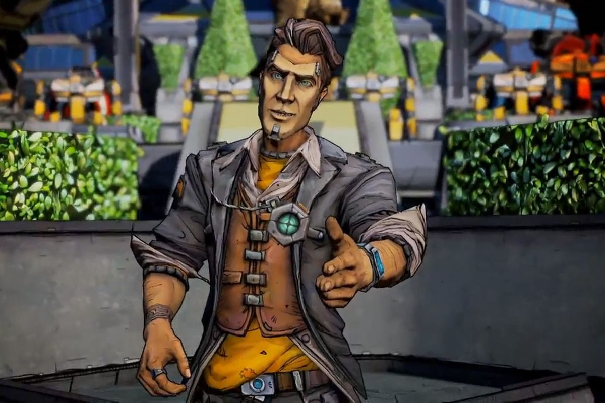 Neca Producing Borderlands 2 Masks For Handsome Jack And