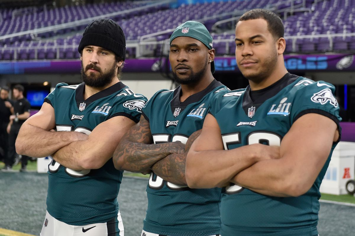 Super Bowl LII - Philadelphia Eagles - Practice