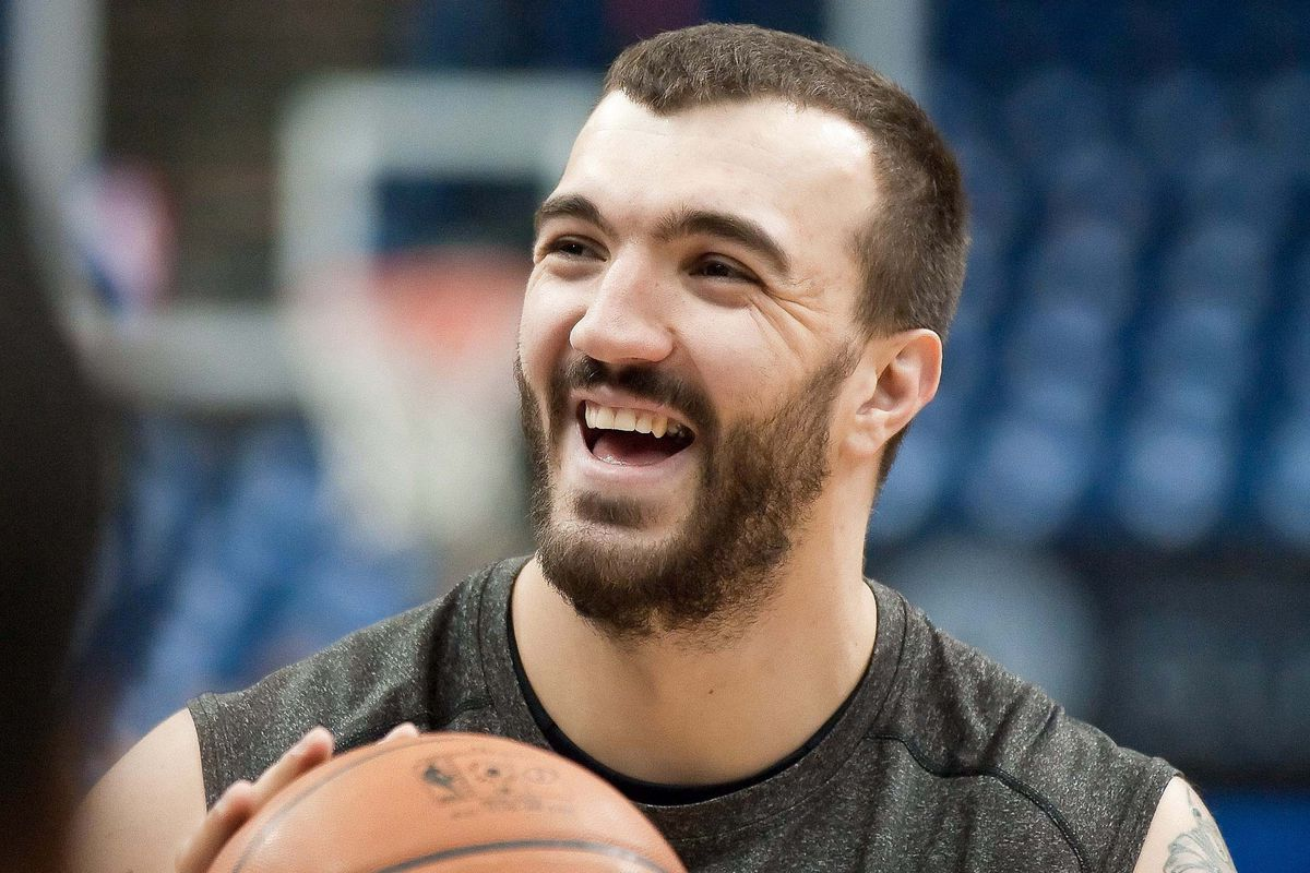 Pekovic is happy about returning to 'Sota