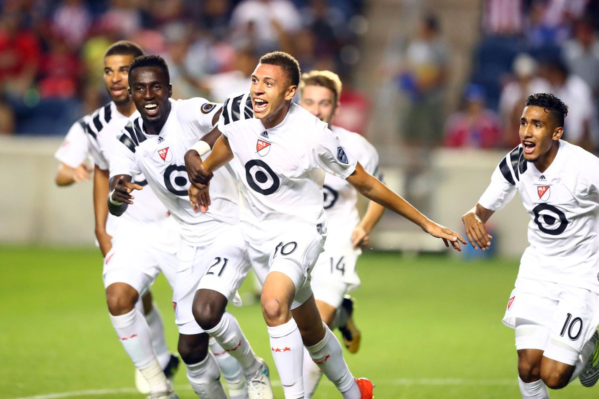 MLS: MLS All-Star-Homegrown Game
