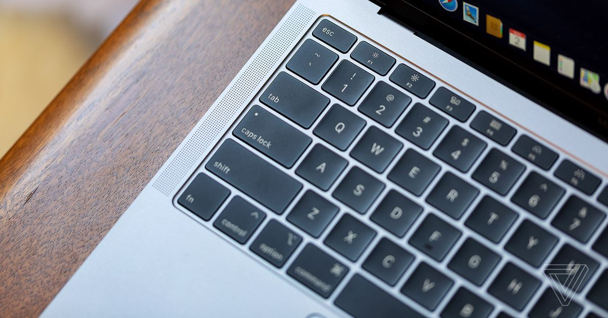 Apple tweaks its troubled MacBook keyboard design yet again, expands repair program