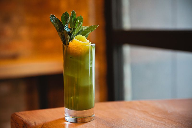 14 Excellent Cocktails That Prove Matcha Isn T Just For