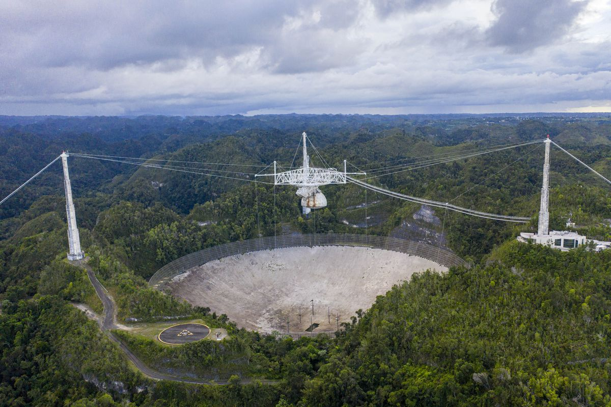 PUERTORICO-SCIENCE-ASTRONOMY-OBSERVATORY