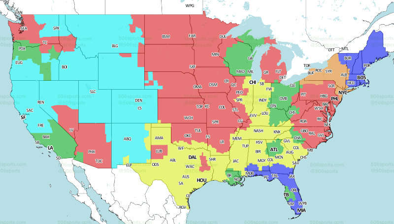 Will the Broncos-49ers game be on TV this week? - Mile High