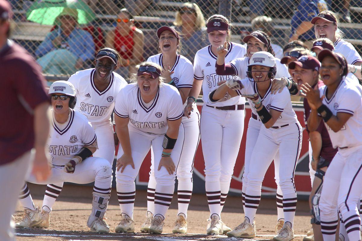 NCAA SOFTBALL: MAY 20 Division I Championship Regional Game 6 - Arizona v Mississippi State