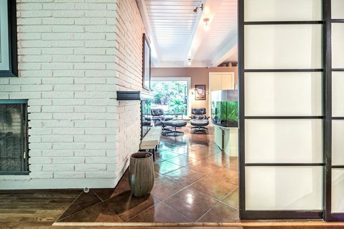 869k midcentury modern near chastain park marketed as  u2018the real thing u2019