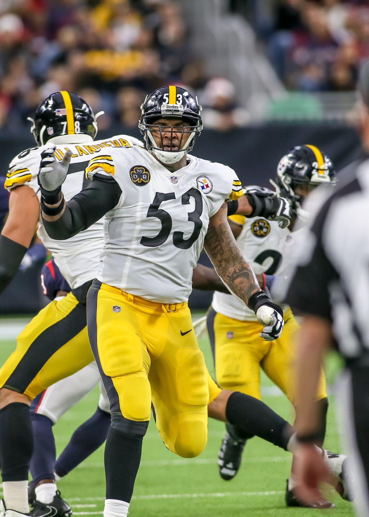 NFL: DEC 25 Steelers at Texans