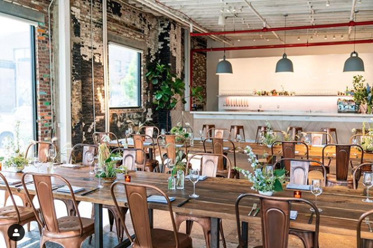 New York Restaurant Rule Of Thirds To Open In Greenpoint In