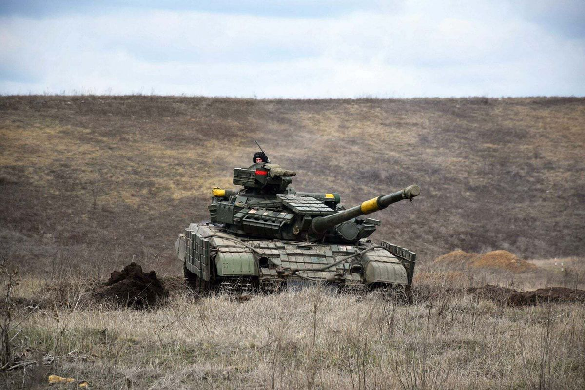 Tension on the Ukrainian-Russian border continues