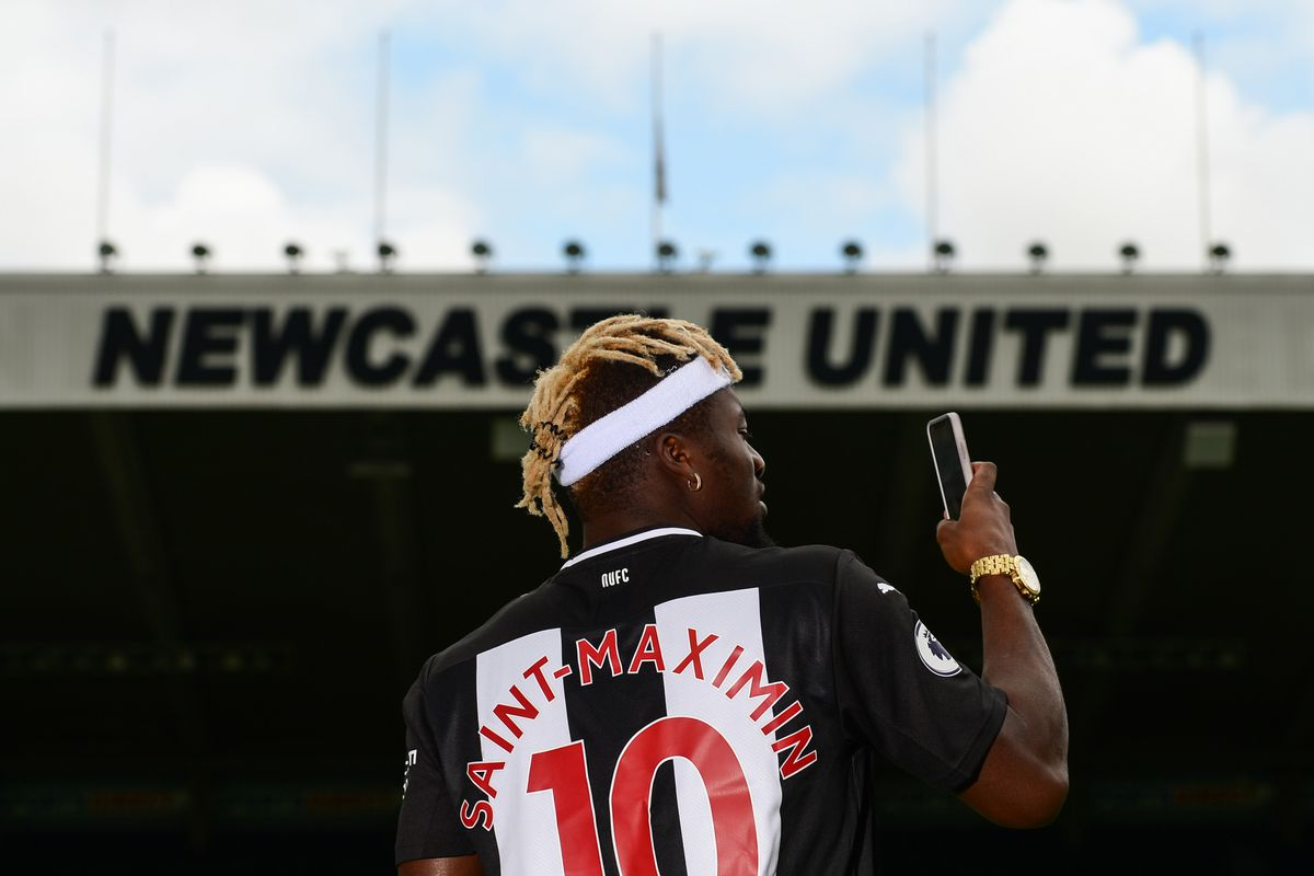 BREAKING: Newcastle Sign Allan Saint-Maximin - Coming Home Newcastle