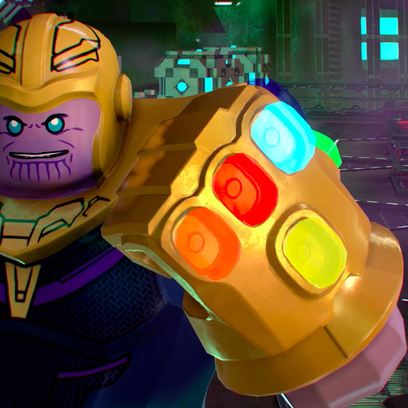 Avengers Infinity War Dlc Lets You Play As Thanos In Lego Marvel